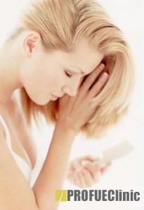 Hajátültetés - hajbeültetés - hajtranszplantáció nők esetében