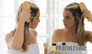 Női hajvesztés